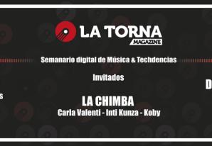 Lanzamiento de Revista La Torna en Bar Loreto