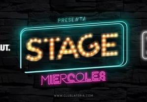 Absolut Stage en Club La Feria