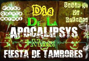 Día del Apocalipsys, Fiesta de Halloween