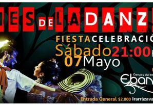 Fiesta de Celebración por el Mes de la Danza