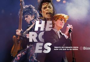 Héroes en Blondie Discotheque