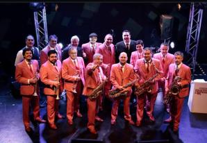Orquesta Huambaly en Teatro Oriente