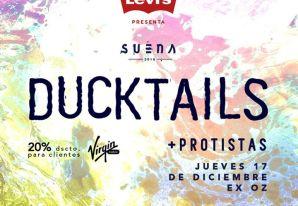 Ducktails y Protistas en la Ex Oz