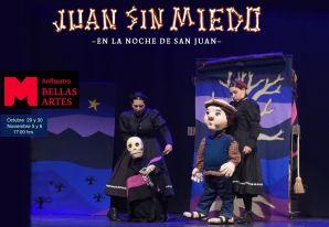 JUAN SIN MIEDO , en la Noche de San Juan