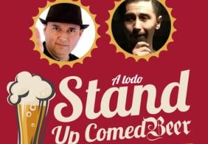 StandUp ComedBEER Juan Ortiz y MrFeromonas en Gluck