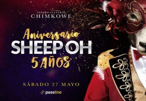 Sheep Oh Aniversario ★ 5 Años ★ Chimkowe