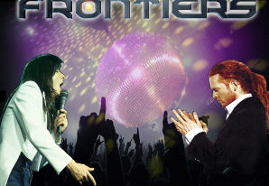 Aniversario FRONTIERS tributo a Journey - Simply Red & 80s + Fiesta
