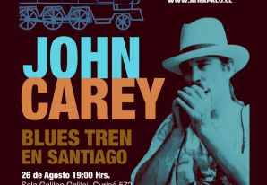 John Carey Blues Tren