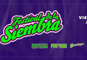 FESTIVAL de la SIEMBRA , Chimkowe