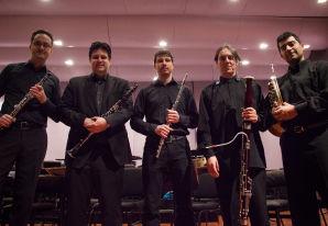 Temporada de Cámara 2015 Orquesta Sinfónica de Chile  -  Concierto Nº 6 - Centro Gam