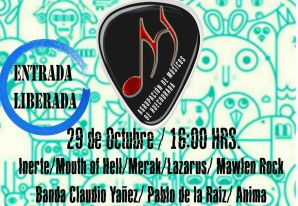 Primer Aniversario Músicos de Huechuraba