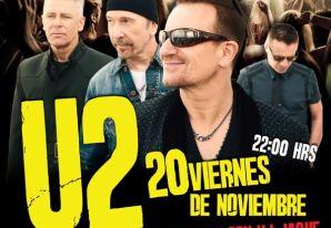 Lemon, Tributo a U2 celebra sus 15 Años
