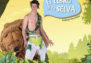 """""""El Libro de la Selva"""" vuelve a cartelera para continuar sorprendiendo a toda la familia"""