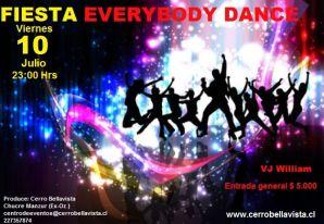 Everybody Dance... Todos a la Ex Oz!