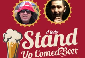 StandUp ComedBEER El Flaite Chileno y MrFeromonas en Gluck