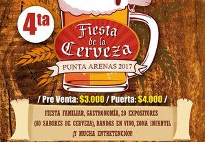 FIESTA DE LA CERVEZA PUNTA ARENAS 2017