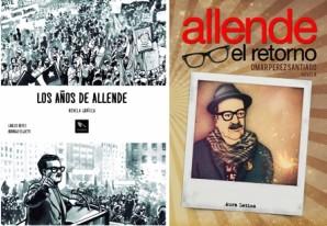 Charla sobre Salvador Allende, con los autores de