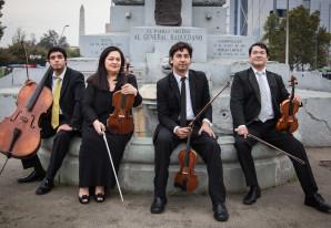 Concierto Nº2 Cuarteto Andrés Bello, Centro GAM