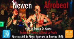 Newen Afrobeat en Escena Viva