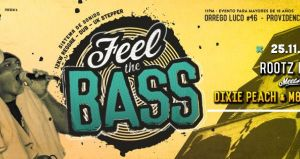Feel The Bass presenta a Dixie Peach y M8cky Banton en Club Subterráneo