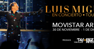Luis Miguel en Chile