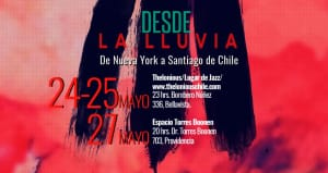Recabarren/Menares/Vazquez Trio en Thelonious