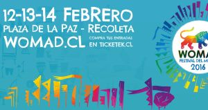Womad Chile 2016