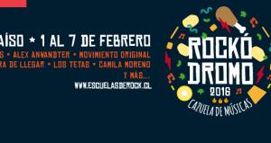 Rockódromo 2016