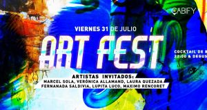 Art Fest en Club EVE