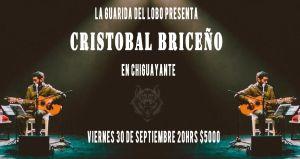 CRISTOBAL BRICEÑO en CHIGUAYANTE