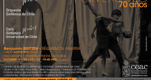 Gala Aniversario, Teatro CEAC