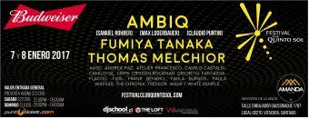 Festival Club Quinto Sol 2017 Chile