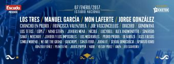 Cumbre del Rock Chileno 2017