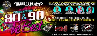 80 & 90 The Best en Luxor