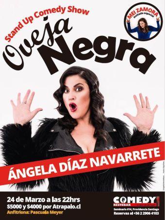 Oveja Negra Stand Up y más..