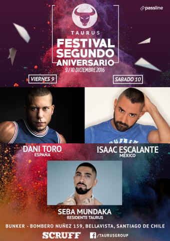 Festival Segundo Aniversario Taurus