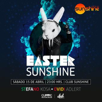 Easter Sunshine - Ovidi Adlert (SPA) & Stefano Kosa (ITA)
