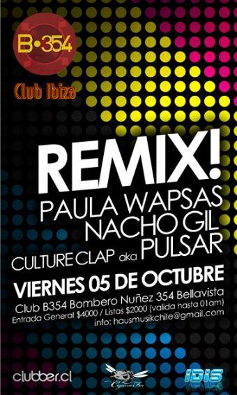 REMIX! ... La Fiesta