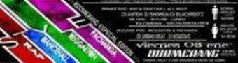 Boomerang Black Edition en Boomerang Discoteque - 08/01/10