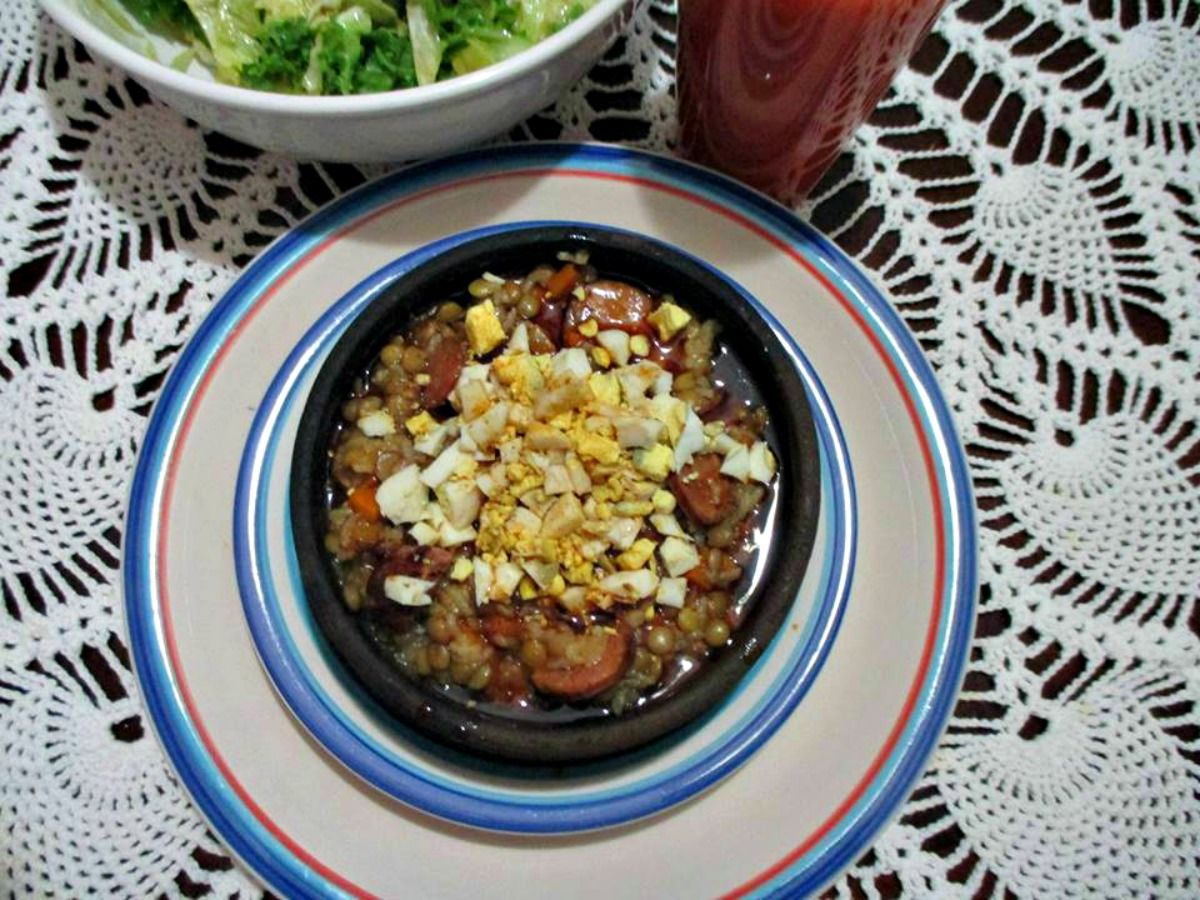 C mo cocinar lentejas con arroz cookcina for Cocinar 6 tipos de arroz