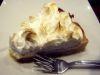 Receta Pie de Limón vegano