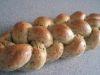 Cómo preparar pan de ajo y perejil