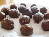Receta: Cocadas con chocolate