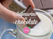 Cómo hacer un rico Submarino de leche sin lactosa