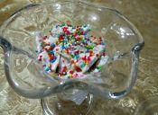 Cómo preparar helado con crema y fruta natural