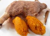 Prepara pollo a la canela