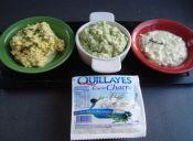 Prepara 3 salsas para picoteo con Queso Chacra Quillayes