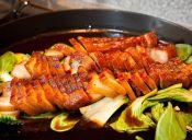Sier Yhok: cerdo asado a la cantonesa
