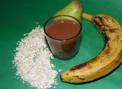 Licuados para el desayuno: Plátano y Chocolate