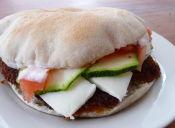 Cómo preparar un Sándwich de Falafel